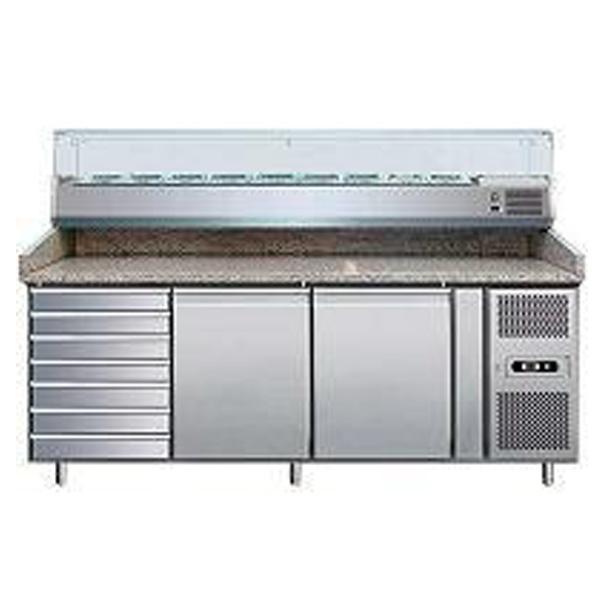 Pizza stolovi - ventilaciono hlađenje